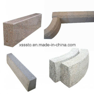 Grey Granite Kerbstone for Sale pictures & photos
