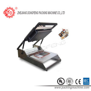 Desktop Tray Sealing Machine for Plastic Box or Tray (TSM-255) pictures & photos