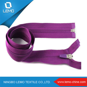Resin Zipper Long Chain Zipper Nylon Zip pictures & photos