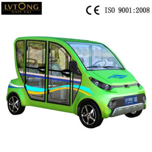 4 Seats Electric Mini Club Buggy for Sale pictures & photos