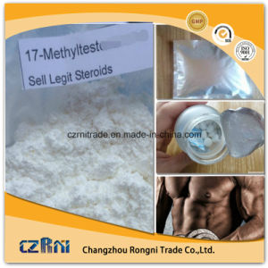 Top Quality Oral Steroid Hormone CAS No. 58-18-4 17A-Methyl-1-Testosterons pictures & photos