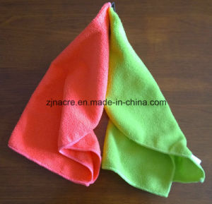 General Household Microfiber Cleaning Towels pictures & photos