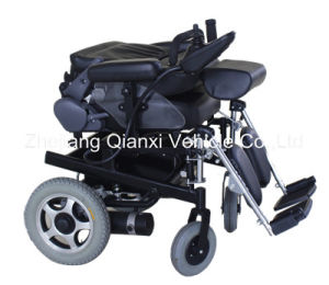E-Wheelchair with Lead-Acid Battery and Two Motor 300W Xfg-104fl pictures & photos