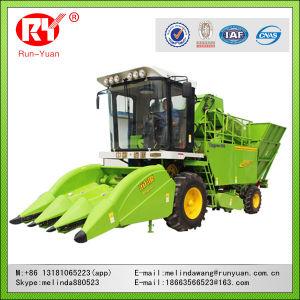 140HP Three Row Corn Combine Harvester 4yz-3b