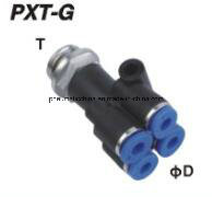 Pneumatic Push in Fitting, Air Fitting, Tube Fitting, Plastic Fitting pictures & photos
