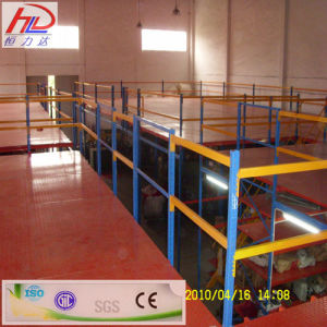 Warehouse Equipment Customized Steel Platforms Mezzanine Rack pictures & photos