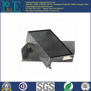 Customized Aluminum Sheet Metal Fabrication Box pictures & photos