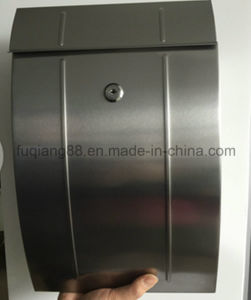 Fq-J104 Wall Mounted Stainless Steel Mailbox, Post Box, Mail Box, Letter Box pictures & photos
