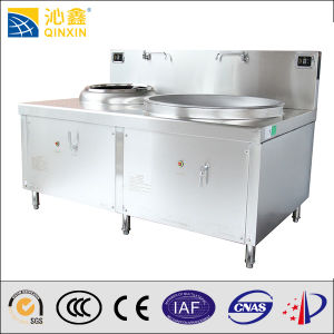 Chinese Food Commercial Cooking Equipment Electric Wok pictures & photos