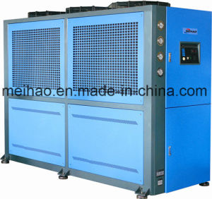 CE Approved Air Cooled Screw Chiller for Chille Machine