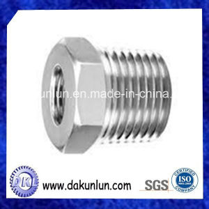 Customized Stainless Steel Hex Reducing Bushings