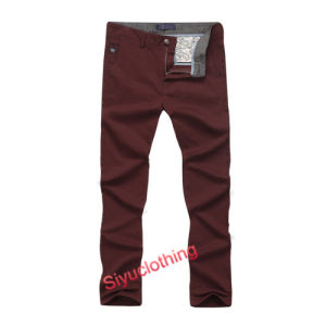 Men′s Casual Chino Fashion Long Trousers Pants (P-1506) pictures & photos