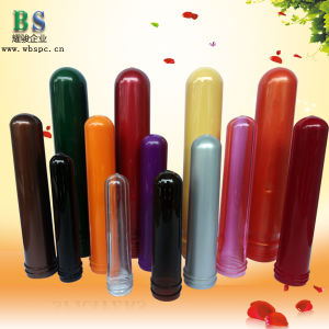 Plastic Pet Preform for Shampoo and Gel pictures & photos