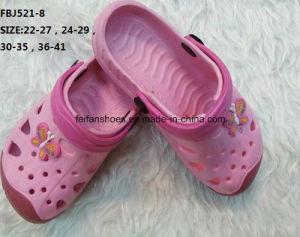 Hot Selling Fashion Cartoon EVA Garden Shoes for Children (FBJ521-8) pictures & photos