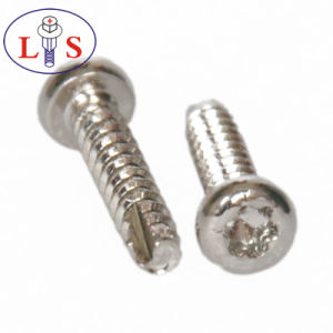Stainless Steel Screw Ss304 B Type Torx Drive Screw pictures & photos