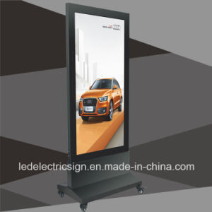 Free Standing Double Side LED Light Box pictures & photos