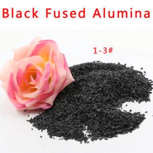 Black Fused Alumina (BFA) /Black Aluminium Oxide for Polishing pictures & photos