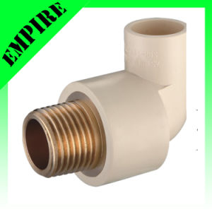 Discount CPVC Pipe Fitting Reducing Elbow (ASTM2846)