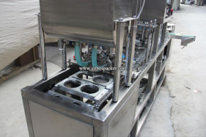 Automatic Digital Beverage Sealing Cup Machine pictures & photos