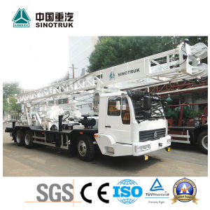Popular Model Truck Mounted Drilling Rig of Bzc400 pictures & photos