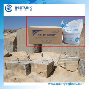 Safe Soundless Stone Cracking Expansive Mortar Cement for Mining pictures & photos