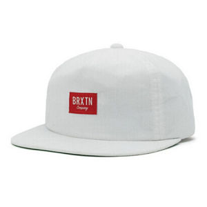 2017 New Design White Melton Wool Screen Printing Snapback Cap pictures & photos