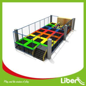 Gymnastic Indoor Trampoline Manufacturer pictures & photos