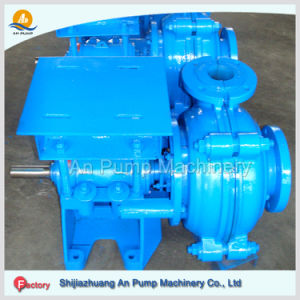 High Quality Small Belt Driven Slurry Pump pictures & photos