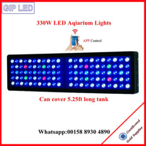 Gip 32inches 165W 330W WiFi Control LED Aquarium Lights pictures & photos