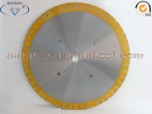 700mm Diamond Saw Blade for Cutting Quartz Jade Granite pictures & photos