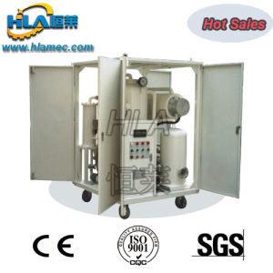 Single-Stage Vacuum Transformer Oil Purification Systems pictures & photos