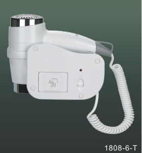 Wall Mounted Hair Dryer S1808-6-T