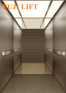 Passanger Usage and AC Drive Type Elevator with Handrails pictures & photos