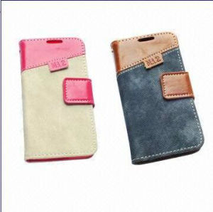 Colorful Book Style Phone Case for Mobile Phone, Comes in Various Colors