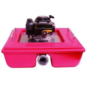 5.5HP Floating Fire Pump with Gasoline Engine pictures & photos