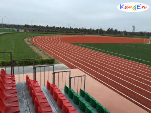 Red Color EPDM Granules for Running Track (1-3mm) pictures & photos