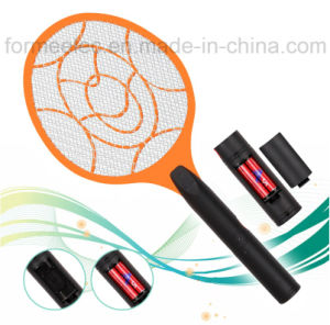 Battery Electric Mosquito Swatter D53 Mosquito Killer pictures & photos