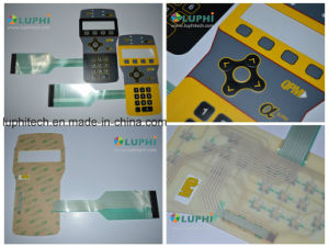 Customized Industrial Control Keypad Membrane Switch Flexible Printed Circuit pictures & photos
