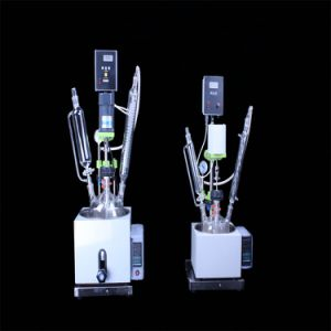 F1ha Multi-Function Reactor/Single Layer Glass Reactor pictures & photos