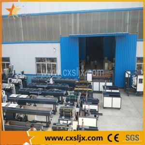Plastic Machinery 16-63mm PVC Pipe Production Line for Water Supply Ce Certificate pictures & photos