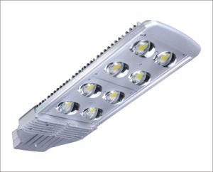 240W Manufacturer CE UL RoHS Bridgelux LED Street Light (Semi-cutoff)