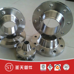 "Carbon Steel Pipe Flange (1/2-72""sch10-sch160) pictures & photos"