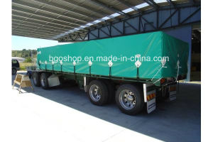 Truck Cover or Tent Fabric, PVC Coated Tarpaulin (1000dx1000d 23X23) pictures & photos