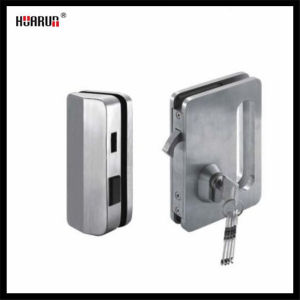 Stainless Steel Security Lock For Glass Door (HR1600A-13D/HR1600A-13A) pictures & photos