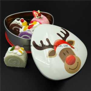 New Arrival Slim Triangle Tin Box Food Package (T001S-V19) pictures & photos