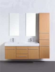MDF Bathroom Cabinet of Sanitary Wares (8860) pictures & photos