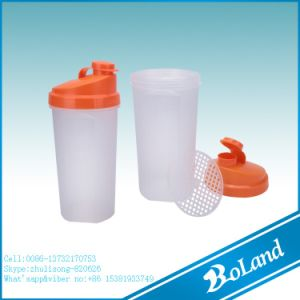 500ml Sports Water Bottle Shaker Bottle for Daily Use