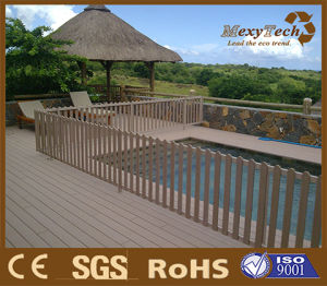 Composite WPC Outdoor Deck Floor and Handrail, Fence pictures & photos
