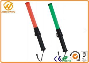 Red LED Lights Battery Powered Airport Marshalling Wands pictures & photos