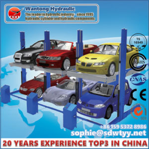 Hydraulic Cylinder Used for Stereo Garage pictures & photos